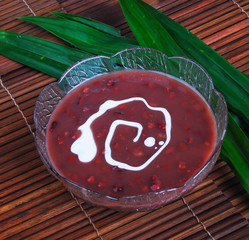 Red Bean Soup,  Asia Dessert