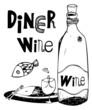 Lineart  Wine_en