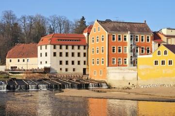 Goerlitz Obermuehle - Goerlitz water mill 01