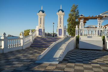 Benidorm landmark park