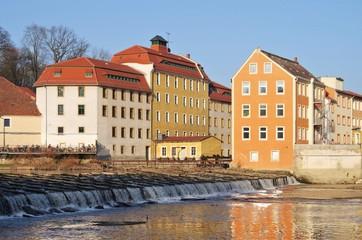 Goerlitz Obermuehle - Goerlitz water mill 02