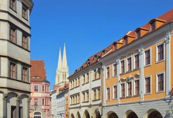 Goerlitz Untermarkt - Goerlitz square 01