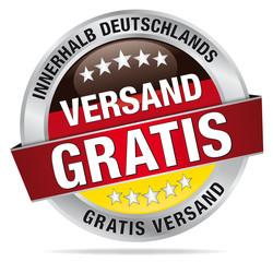 Versand gratis - innerhalb Deutschlands - gratis Versand