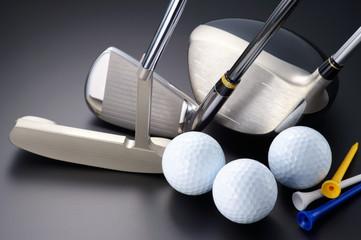 Golf equipment.