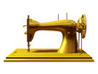 golden sewing machine