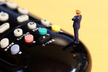 ボタンの選択