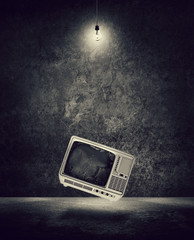end of television