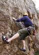 Safety climbing