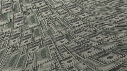 Dollars 1Dollars Looped Motion Money Background