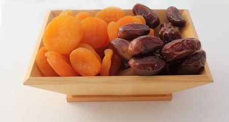 Quelques fruits secs