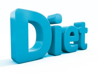 3d word diet