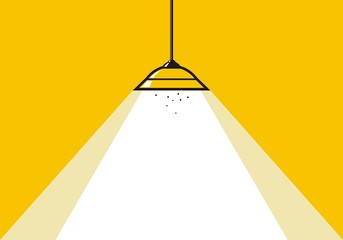 Roof lamp