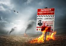 Les terres contaminées