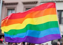 壁紙(ウォールミューラル) - Rainbow Flag