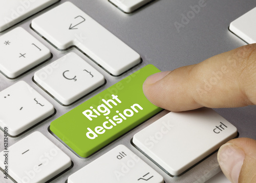Right decision. keyboard