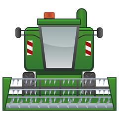 Erntemaschine