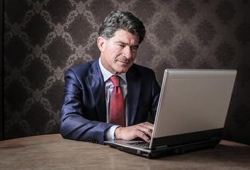 technological businessman