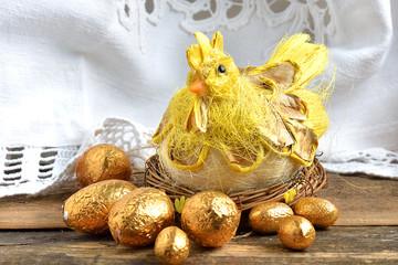 Gallina dalle uova dorate
