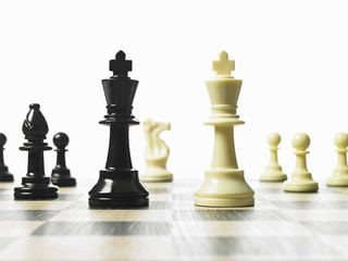 Chess Board Strategy