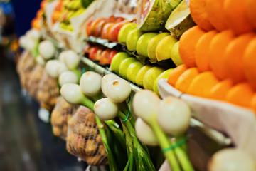 Obst- und Gemüsehandel