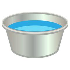 Wasserschüssel