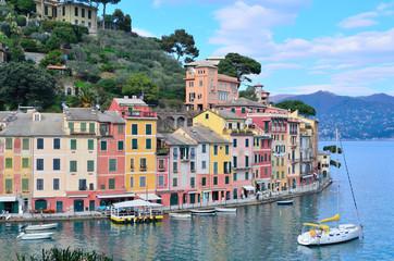 porofino, italia