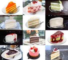 Mix cake