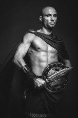 Spartan man