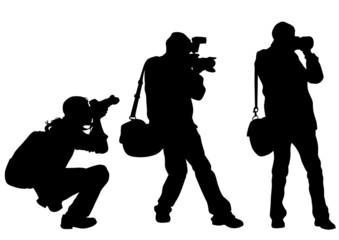 Men photographers
