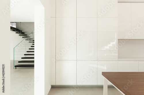canvas print picture Interior of modern house
