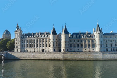 Conciergerie, Paris, France.