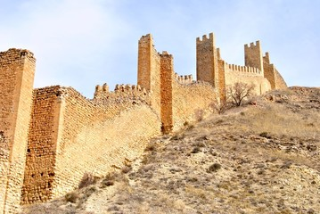 Albarracín castillo