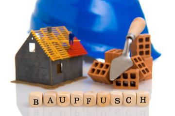 Baupfusch Symbolfoto