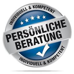 Persönliche Beratung - individuell und kompetent