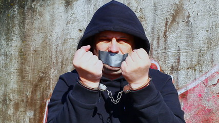 Man with handcuffs episode 3