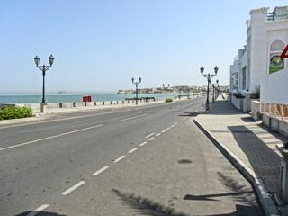 Beach and Corniche of Al Qurm (Al Qurum) - Muscat - Oman