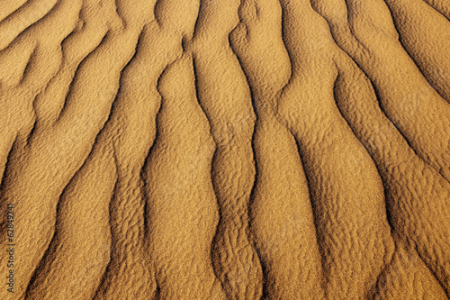 Sand dune patterns in the Namib-Naukluft National Park in Namibia