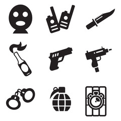 Terrorist Icons