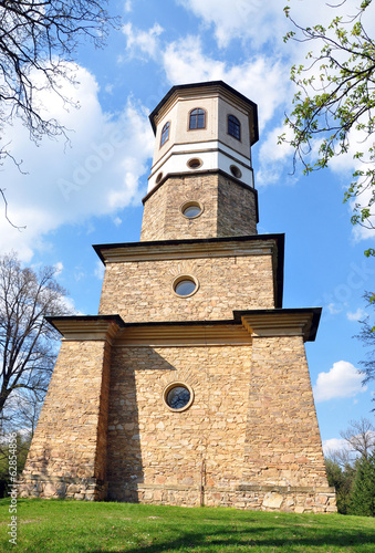 The lookout tower Babylon, Czech Republic, Europe