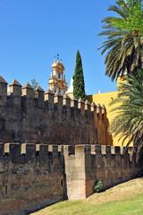 Murallas árabes de la Macarena, Sevilla, España