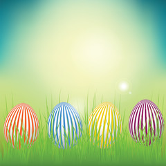 Easter holiday vector
