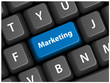 MARKETING Key on Keyboard (advertising business products prices)