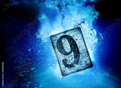 sinking number nine