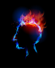 Fire collection, Head pain