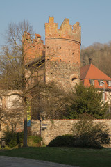 Ravensburg - Wehrturm am Gänsbühl