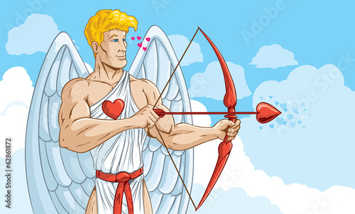 Handsome Cupid
