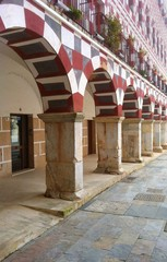 arcos plaza