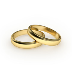 Two golden rings