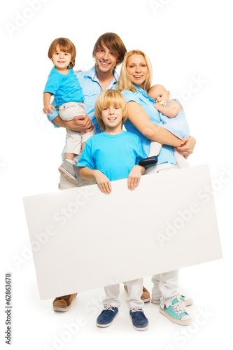 Family and advertising