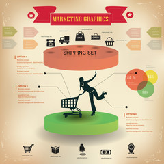 Shopping,business,g raphics design,vector